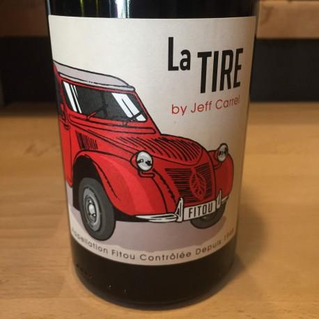 Jeff Carrel - La Tire