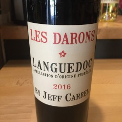 Jeff Carrel - Les Darons [Rouge]