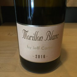 Jeff Carrel - Morillon Blanc