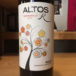 Altos de Rioja - Altos [Tempranillo]