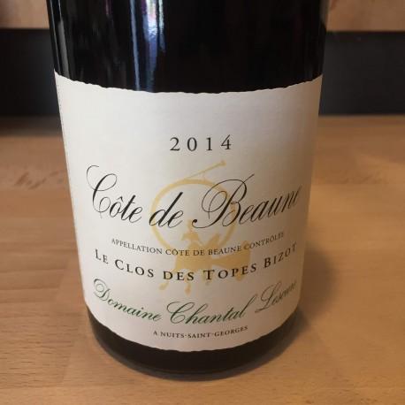 Domaine Chantal Lescure - Le Clos des Topes Bizot