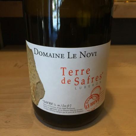 Domaine Le Novi - Terre de Safres