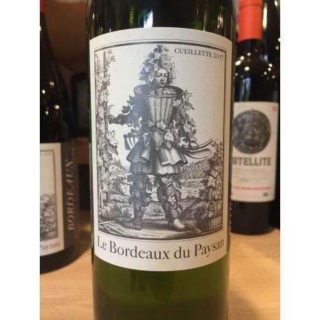 Vignobles Daniel & Nicolas Roux - Le Bordeaux du Paysan [Blanc]