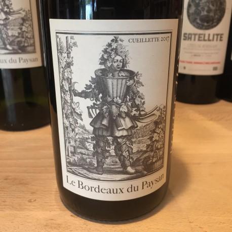 Vignobles Daniel & Nicolas Roux - Le Bordeaux du Paysan [Rouge]