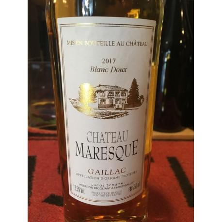 Château Maresque - Blanc Doux Tradition [Maresque]