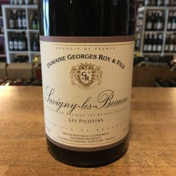 """Domaine Georges Roy & Fils - Savigny-Les-Beaune """"Les Picotins"""""""