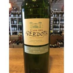 Vignoble des Verdots - Clos des Verdots [Blanc Sec]
