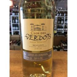 Vignoble des Verdots - Côtes de Bergerac [Moelleux]