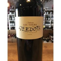 Vignoble des Verdots - Les Tours des Verdots [Rouge]