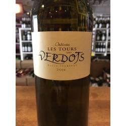 Vignoble des Verdots - Les Tours des Verdots [Blanc Sec]