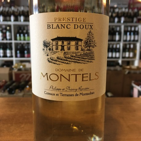 Domaine de Montels - Prestige [Blanc Doux]