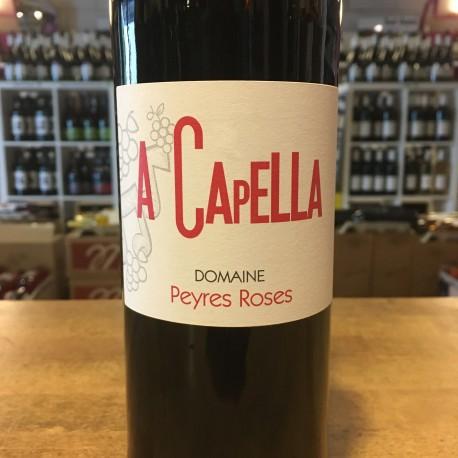Domaine Peyres Roses - A Capella