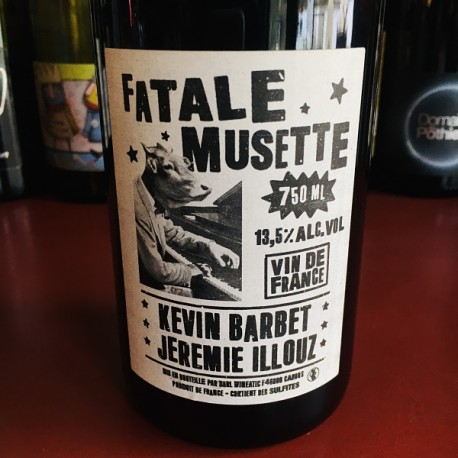 Kevin Barbet & Jérémie Illouz - Fatale Musette