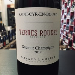 Domaine Arnaud Lambert - Les Terres Rouges