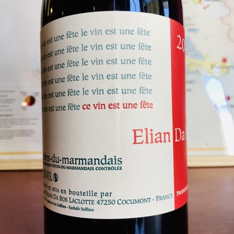 Domaine Élian Da Ros - Le Vin est une Fête