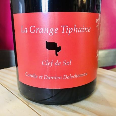 Domaine La Grange Tiphaine - Clef de Sol [Rouge]