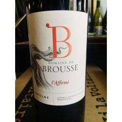 Domaine de Brousse - L'Affirmé