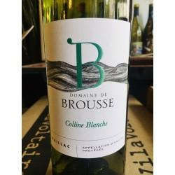 Domaine de Brousse - Colline Blanche