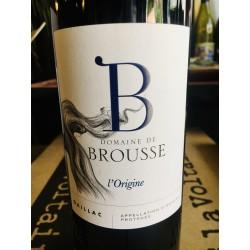 Domaine de Brousse - L'Origine